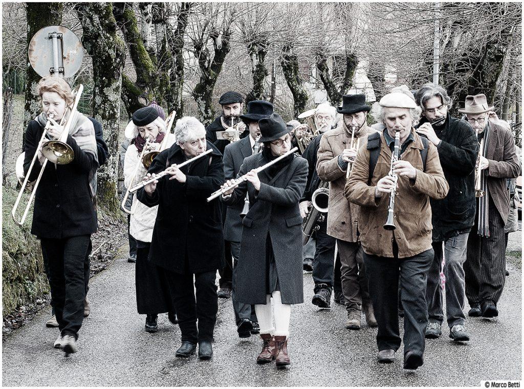 Il funerale di Cecco